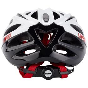 UVEX boss race Helmet white-black